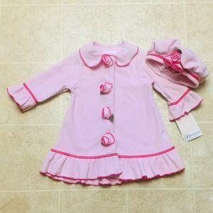 Bonnie Baby cost & hat set